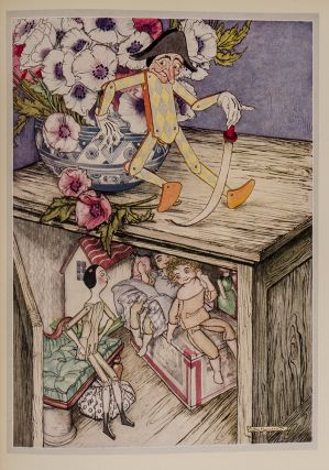 Poor Cecco. Arthur RACKHAM, Margery Williams BIANCO.