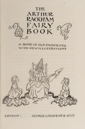 Arthur Rackham Fairy Book, The
