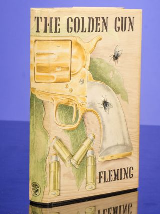 Man with the Golden Gun, The. Ian FLEMING, Richard CHOPPING, artist