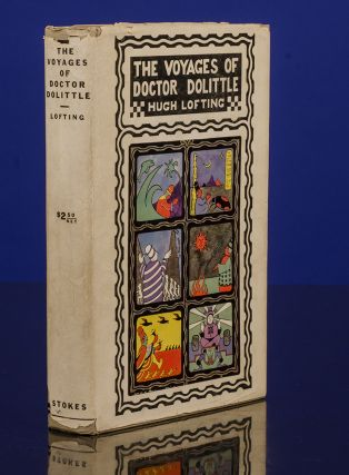 Voyages of Doctor Dolittle, The. Hugh LOFTING