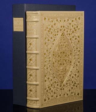 Works of Geoffrey Chaucer, The. KELMSCOTT PRESS, Geoffrey CHAUCER.