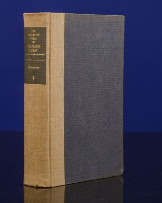 Collected Works of Bernard Shaw, The. George Bernard SHAW