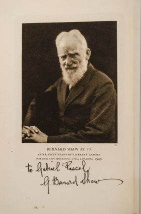 Collected Works of Bernard Shaw, The