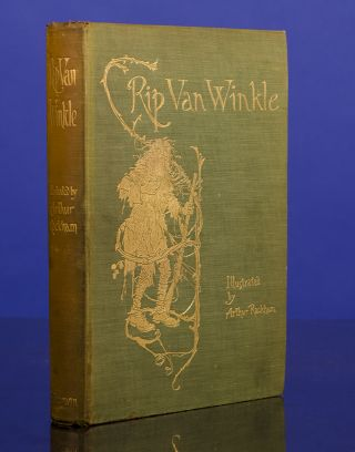 Rip Van Winkle. Arthur RACKHAM, Washington IRVING