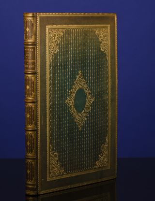 Works of Art in the Collections of England. Édouard LIÈVRE, binder HOLLOWAY.