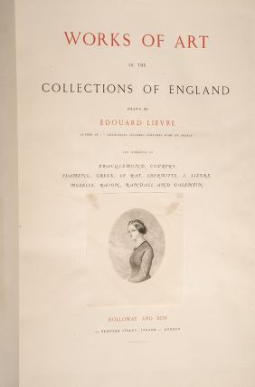 Works of Art in the Collections of England