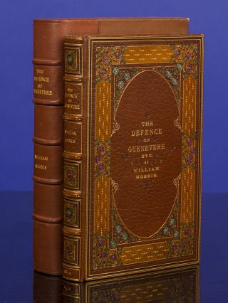 Defence of Guenevere, and Other Poems, The. Henry T. WOOD, binder, William MORRIS