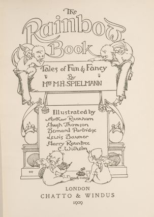 Rainbow Book: Tales of Fun and Fancy, The