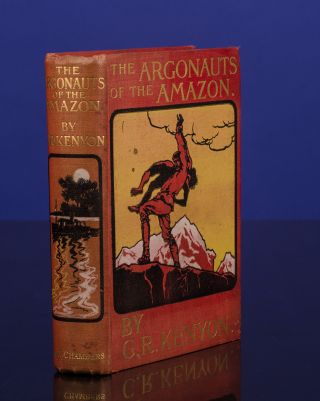 Argonauts of the Amazon, The. Arthur RACKHAM, Charles Richard KENYON