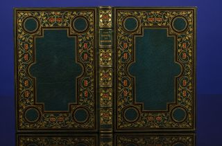 Sonnets of Shakespeare, The. Henry BLACKWELL, binder, William SHAKESPEARE, The ELSTON PRESS