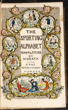 Sporting Alphabet, The. Henry HEATH.