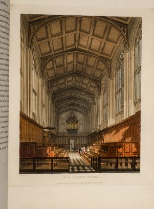 History of the Colleges of Winchester, Eton, and Westminster;, The