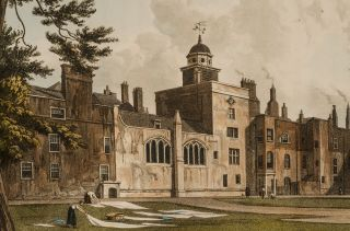 History of the Colleges of Winchester, Eton, and Westminster, The. Rudolph ACKERMANN, Augustus Charles PUGIN, artist, William COMBE.