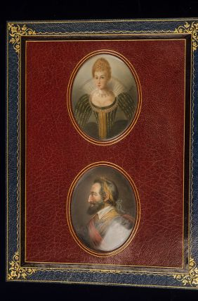 Queen Margot Wife of Henry of Navarre. COSWAY-STYLE BINDING, binder BAYNTUN, H. Noel WILLIAMS