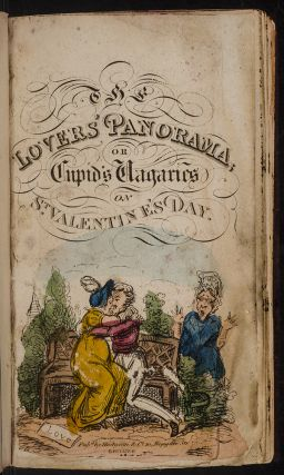 Lovers' Panorama, The. George CRUIKSHANK, Robert CRUIKSHANK