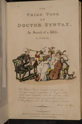 [Three Tours of Doctor Syntax, The]