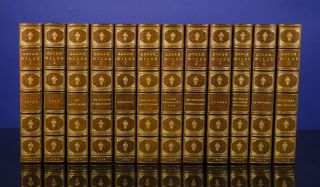 Writings of Oscar Wilde, The [Large Paper Edition]. Oscar WILDE, binder STIKEMAN