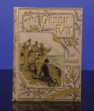 The Green Ray. Jules VERNE