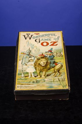 Wonderful Game of Oz, The. L. Frank BAUM