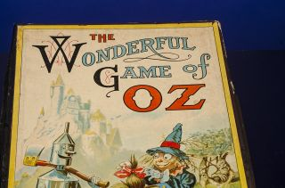 Wonderful Game of Oz, The