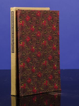 Sonnets from the Portuguese. Elizabeth Barrett BROWNING, Reynols STONE, The FOLIO SOCIETY