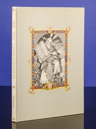 Ten Commandments, The. Arthur SZYK