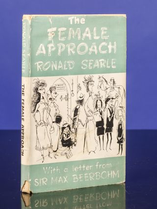 Female Approach, The. Ronald SEARLE, Max BEERBOHM