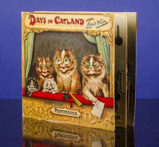 Days in Catland with Louis Wain. Louis WAIN