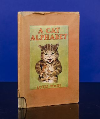 Cat Alphabet, A. Louis WAIN