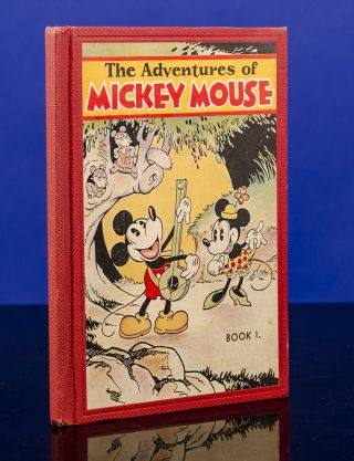 Adventures of Mickey Mouse Book 1, The. Walt DISNEY, Studios