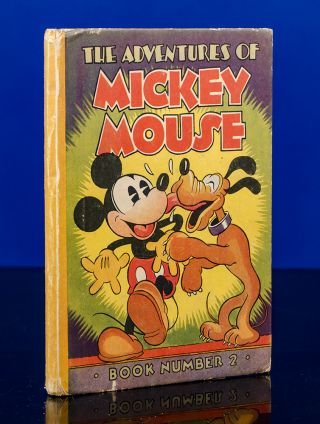 Adventures of Mickey Mouse Book 2, The. Walt DISNEY, Studios