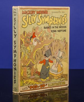 """The """"Pop-up"""" Silly Symphonies"""