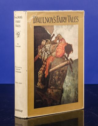 D'Aulnoy's Fairy Tales. Gustaf TENGGREN, Baroness D'AULNOY