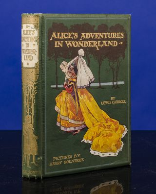 Alice's Adventures in Wonderland. Harry ROUNTREE, Lewis CARROLL