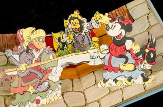 Mickey et le Prince Malalapatte