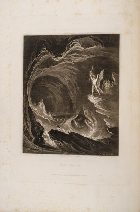The Paradise Lost of Milton. John MARTIN, John MILTON