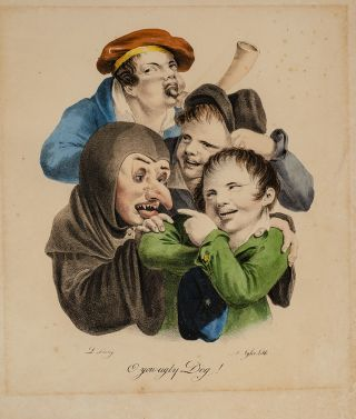Boilly's Humorous Designs. Louis-Léopold BOILLY