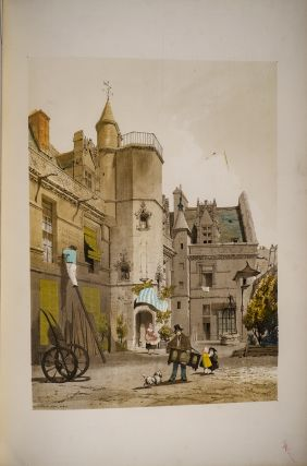 Picturesque Architecture in Paris, Ghent, Antwerp, Rouen &c. Thomas Shotter BOYS