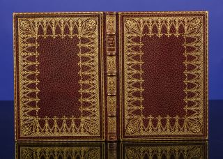 Song of Songs which is Solomons, The. HARCOURT BINDERY, Owen JONES, illuminator