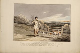 Sporting Discoveries, or The Miseries of Shooting in a series of seven plates, being hints to young sportsmen by Ben Tally-Ho