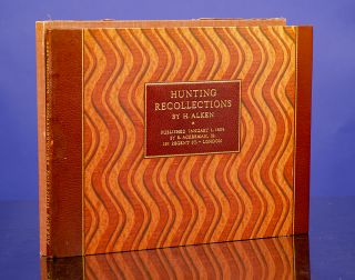 Hunting Recollections