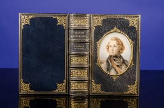 Personal History of David Copperfield, The. COSWAY-STYLE BINDING, SANGORSKI, binders SUTCLIFFE,...