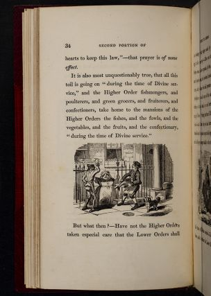 Sunday in London. Illustrated in Fourteen Cuts, by George Cruikshank,