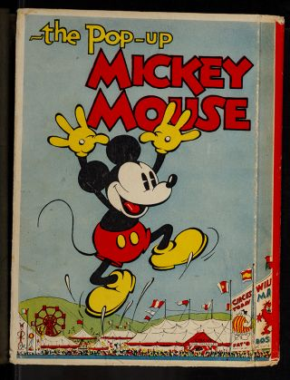 """""""Pop-up"""" Mickey Mouse, The"""
