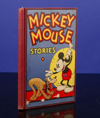 Mickey Mouse Stories Book No. 2. Walt DISNEY, Studios