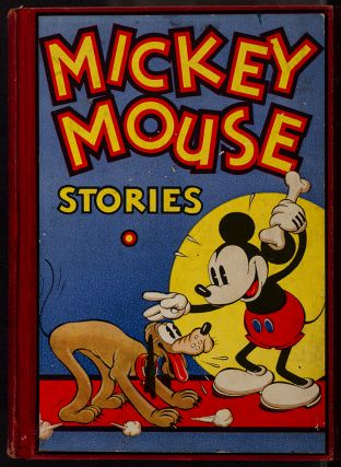Mickey Mouse Stories Book No. 2