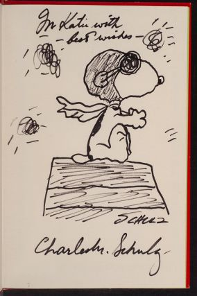Snoopy and the Red Baron. Charles M. SCHULZ