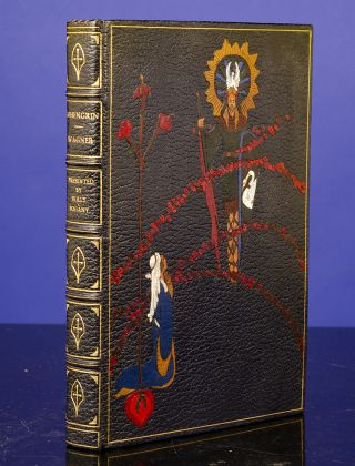 Tale of Lohengrin, The. binder BAYNTUN, Willy POGANY, Richard WAGNER, T. W. ROLLESTON