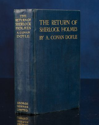 Return of Sherlock Holmes, The. Arthur Conan DOYLE, Sidney PAGET