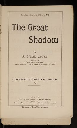 Great Shadow, The